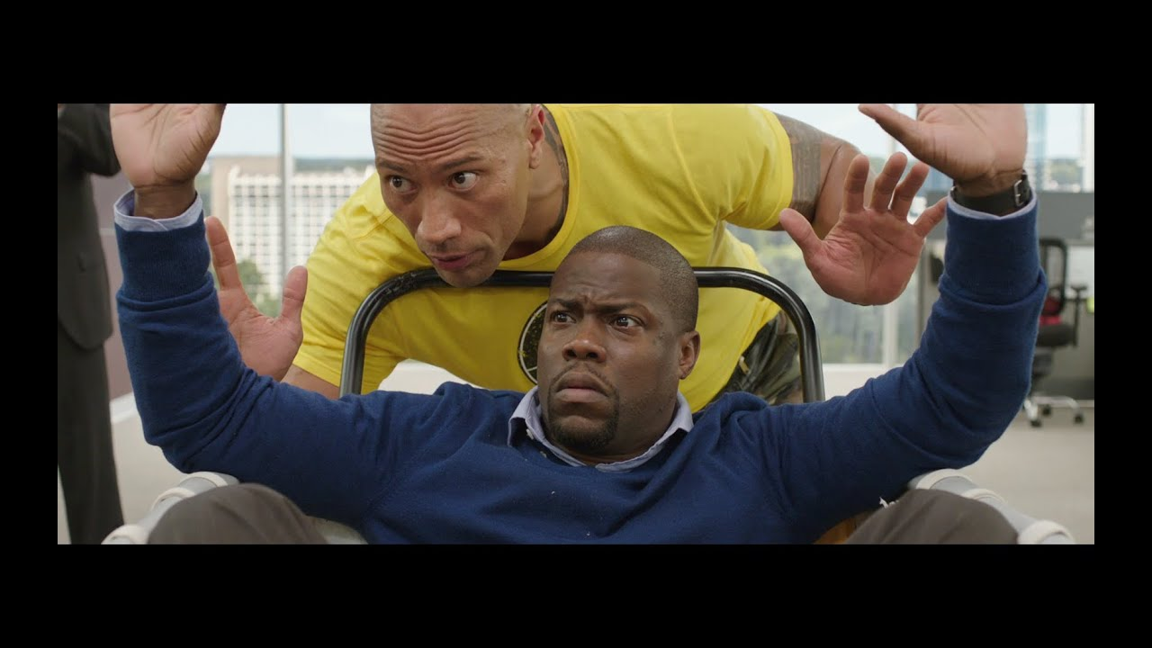 Central Intelligence - Official® Trailer [HD]