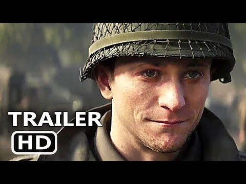 PS4 - Call of Duty WWII EXTENDED Trailer (2017)