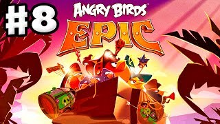 Angry Birds Epic - Gameplay Walkthrough Part 8 - One Hit Kill! (iOS, Android)
