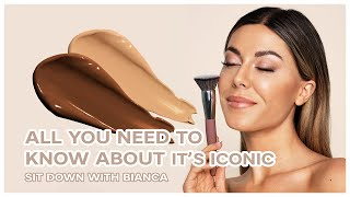 Bianca Ingrosso ABOUT: IT'S ICONIC FOUNDATION & CONCEALER
