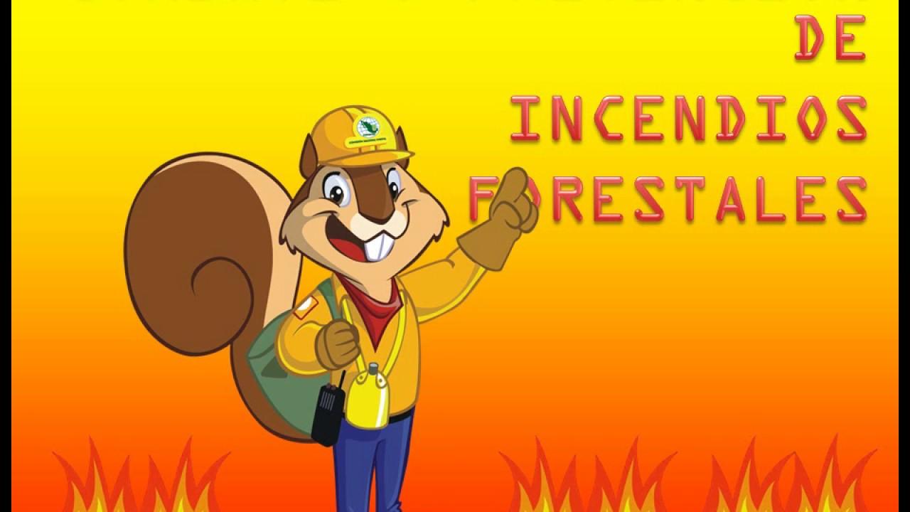 Incendios forestales version ni os youtube for Imagenes de estanques para ninos