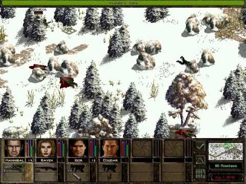 Jagged Alliance 2: Unfinished Business (PC) Longplay - Part 1.2 (Mountains)  