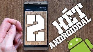 2 hét Androiddal - Egy iPhone fan átállása