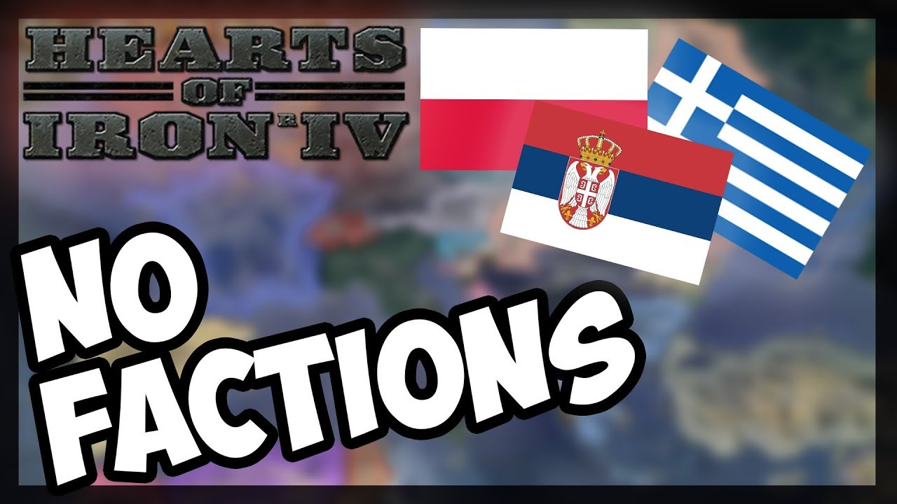 Millennium Chaos | NO FACTIONS! - HOI Free For All on Modern Day - Hearts  of Iron 4 [HOI4]