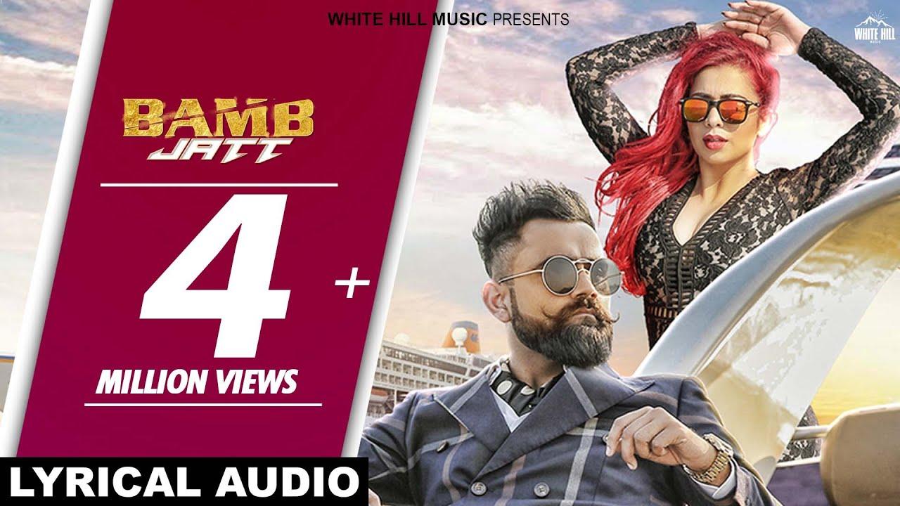 Download Bamb Jatt (Lyrical Audio)Amrit Maan, Jasmine Sandlas Ft. DJ Flow | White Hill Music