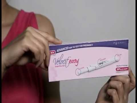 Pregnancy Test - Using a Pregnancy Detection Kit