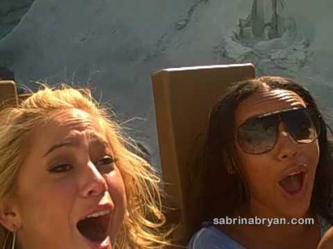 Vidblog 32 Part 2: Sabrina Bryan and Friends at Disney World