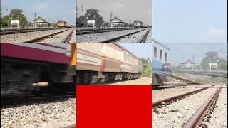 [Sparta Remix] Nakhon Chai Si Railway train has a Sparta Seaquence Remix V2 (V2)