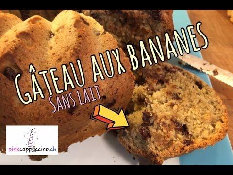 ♡-gâteau-aux-bananes-♡-sans-lait