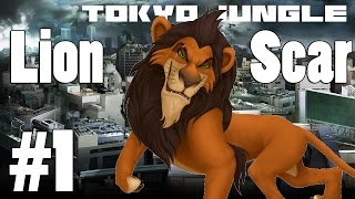 Tokyo Jungle: Lion (Scar) Survive over 100 years Part 1 of 4