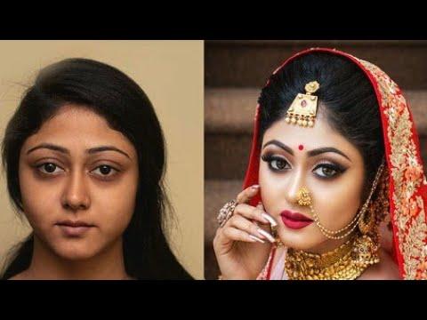 bhartiya bridal look,makeup diploma Class START 18th Dec 2019, Mumbai, enquiry call , 9920127706 thumbnail