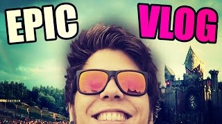 canciones de el  elrubiusOMG  TOMORROWLAND 2015   Epic Vlog1