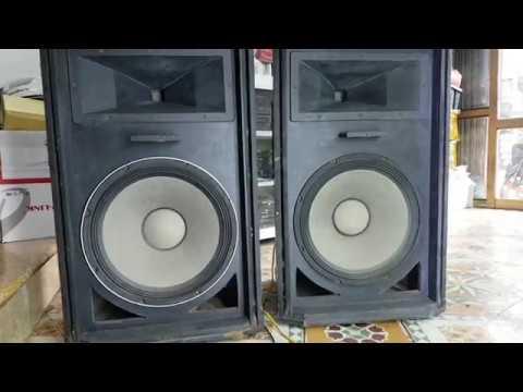 Đôi loa hiệu JBL bass 40 ( 1tr3) đã bán