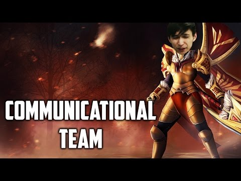 FINALLY A TEAM I CAN COMMUNICATE ◄ SingSing Moments Dota 2 Stream