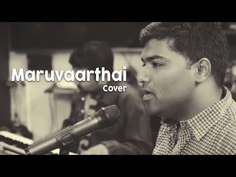 Maruvaarthai - Cover by Venkat   Enai Noki Paayum Thota   Dhanush   Gautham Vasudev Menon