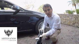 """Mercedes GLA 18/"""" espacio Saver rueda de repuesto y cubierta de bolsa"""