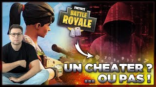 A CHEATER RUSSE? ... Or not! (Fortnite Battle Royale)