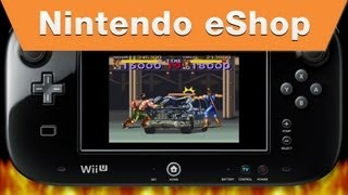 Nintendo eShop - Final Fight 2 on the Wii U Virtual Console