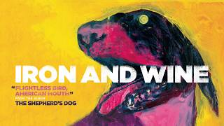 Iron & Wine - Flightless Bird, American Mouth  [LYRIC VIDEO Spanish/English] Subtitulado Español