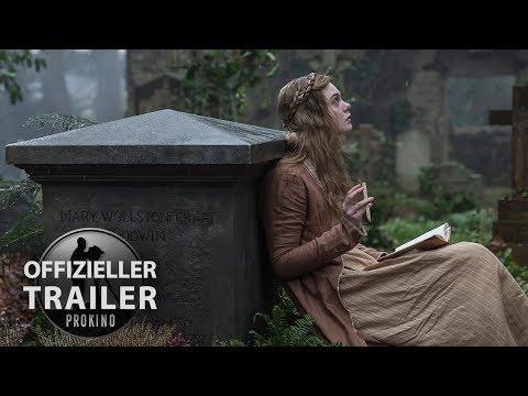Mary Shelley I Offizieller HD-Trailer I Deutsch German I Ab 09.05.2019 auf DVD, Blu-ray und als VoD