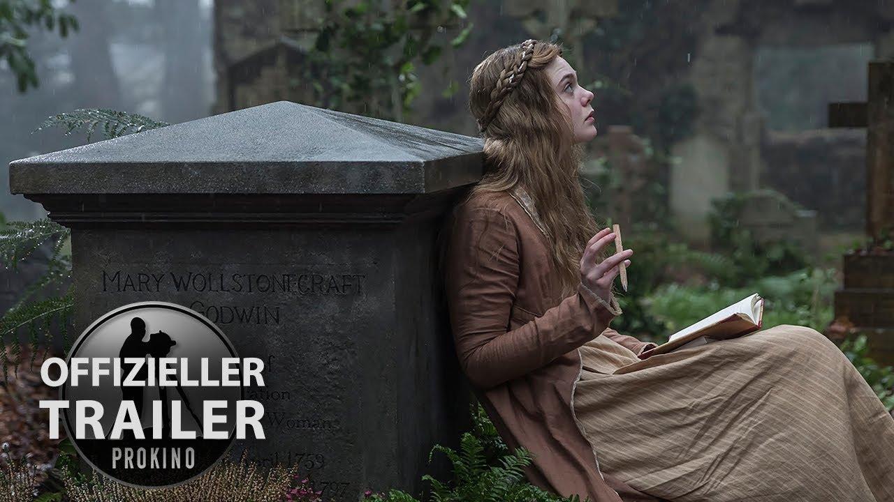 Download Mary Shelley I Offizieller HD-Trailer I Deutsch German I Ab 09.05.2019 auf DVD, Blu-ray und als VoD