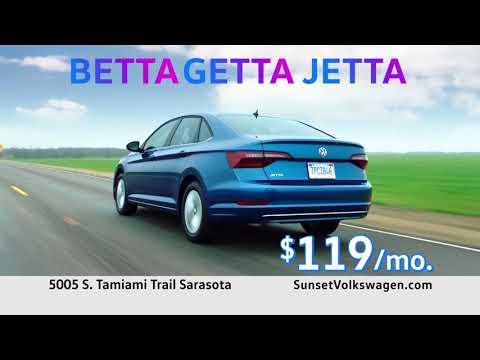 Jetta & Tiguan Lease | Sunset Volkswagen