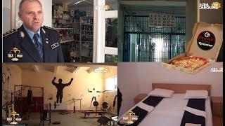 Penitenciarul Aiud: Pizza, vizite intime, supermarket, pentru deţinuţi
