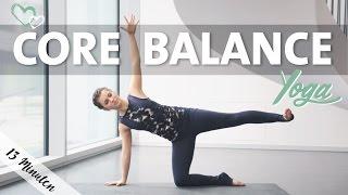 Yoga Core Balance | Vinyasa Flow für mehr Gleichgewicht | Mittelstufe