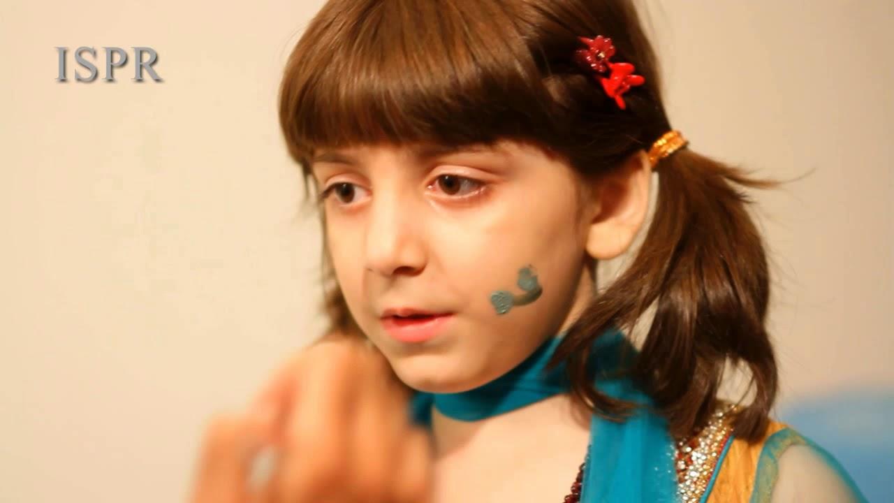 Watan Ki Matti | Sara Raza Kham |  Independence Day 2015 (ISPR Official Video)