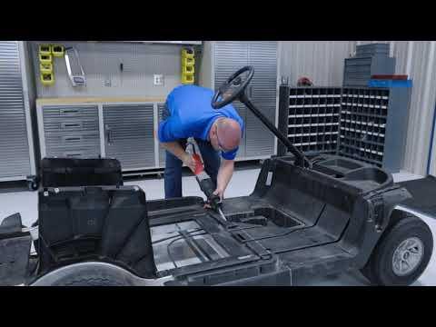 Club Car Precedent® Stretch Kit | How To Install Video | Madjax® Golf Cart Accessories