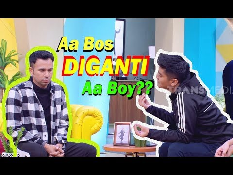 Raffi Ahmad DIGANTI Boy William? | OKAY BOS (16/12/19) Part 1