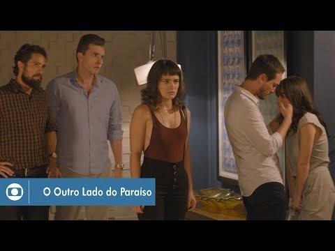 O Outro Lado do Paraíso: capítulo 95 da novela, sexta, 9 de fevereiro, na Globo