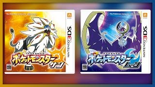 Pokemon Sun and Moon Starters, Legendaries and Region Revealed!