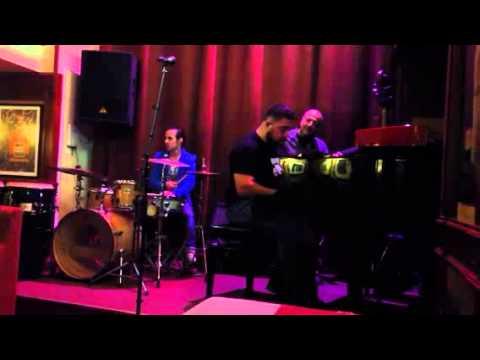 В ереванском Малхас-джаз клубе