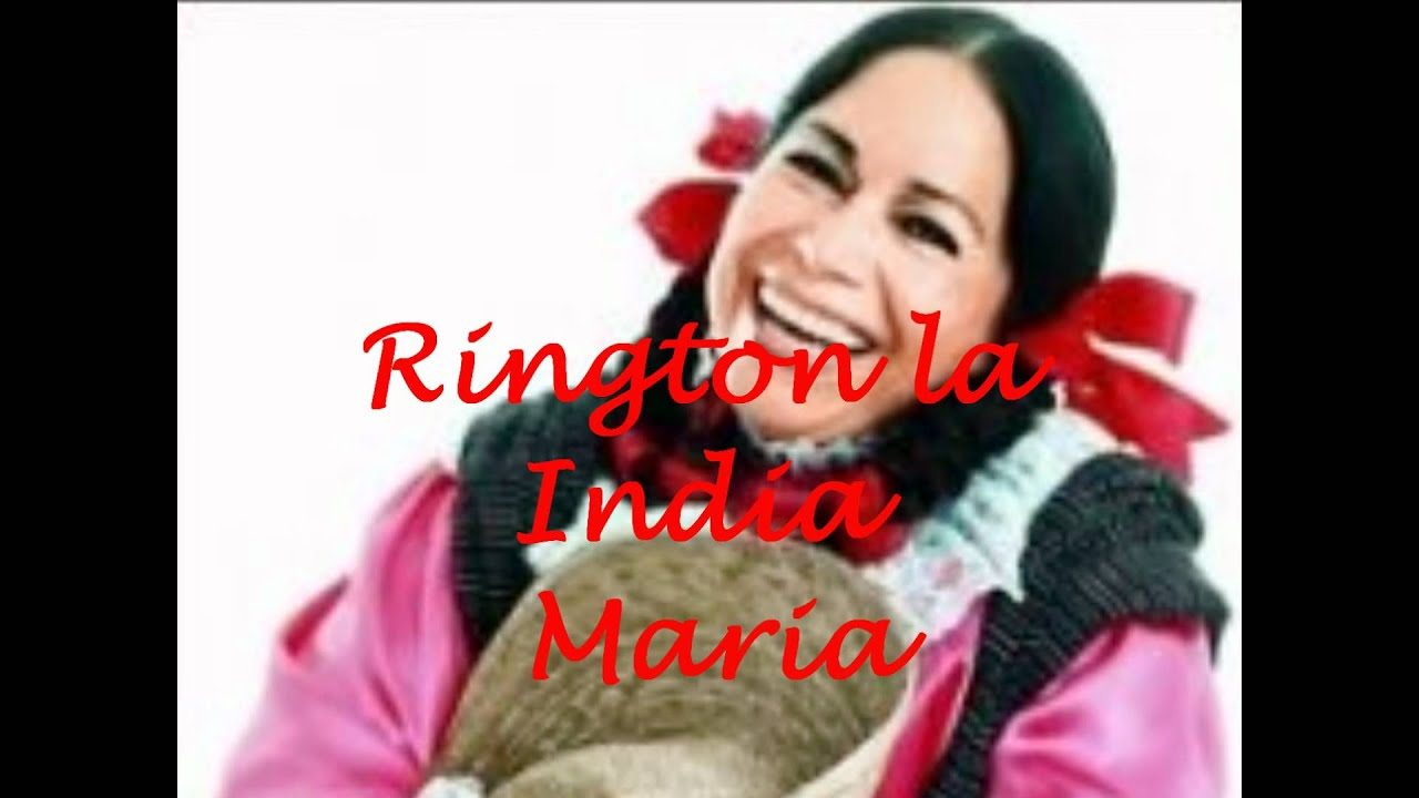 Rington De La India Mariawmv Youtube
