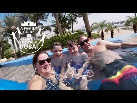 The Quick Family Guide to Atlantis the Palm, Dubai