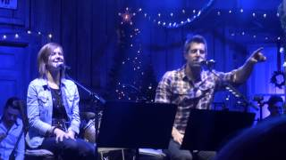 Jeremy Camp & Adie Camp - The Way - Christmas with the Camps in MA 2013