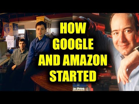 How Google And Amazon Were Started - Apple Scandal - Walmart Pay Vs Apple Pay