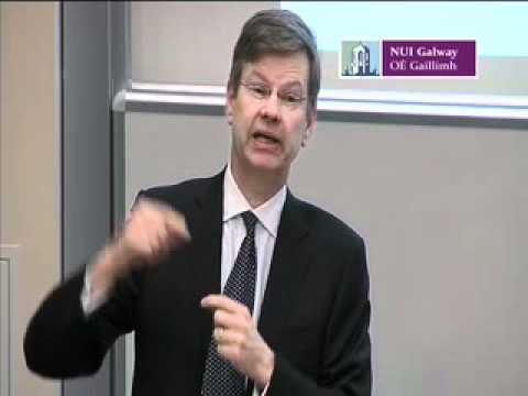 Professor Stefan Gerlach, Deputy Governor, The Central Bank