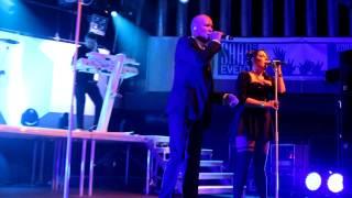 Human League Live 2012 11 16 Mirror Man @ The Garage Saarbrucken DE With Me