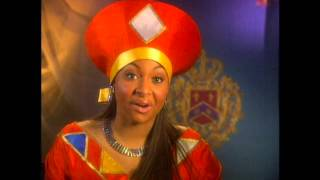 The Princess Diaries 2: Royal Engagement Raven-Symone Interview