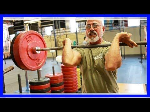 Можно ли накачать мышцы после 60 лет