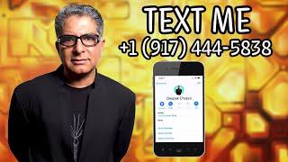Text Deepak