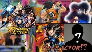 NEW CHARACTERS!? SHALLOT VOICE ACTOR REVEALED | Dragon Ball Legends News