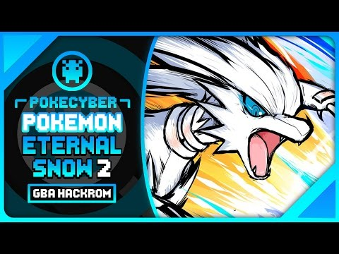 (GBA) POKÉMON ETERNAL SNOW 2 +CHEATS