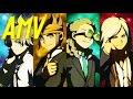 Inazuma Eleven super Onze [amv] rise video