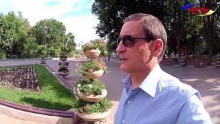 Парк-сквер имени Володи Дубинина - Днепр 2017