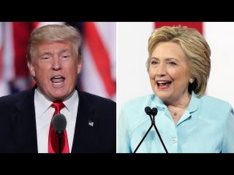 Comparing past election poll numbers to 2016