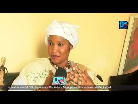 Présidentielle 2019 : La voyante Kia Aidara Mboup prédit la victoire de Macky Sall