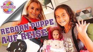 REBORN BABY auf REISE - Koffer packen für den URLAUB - Mileys Welt